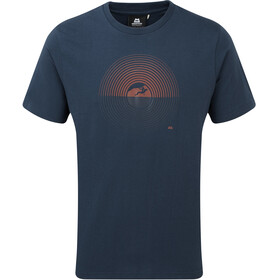 Mountain Equipment Prism Tee Men Denim Blue